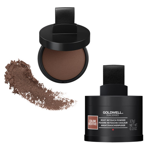 Goldwell Root Touch Up Powder- Medium Brown