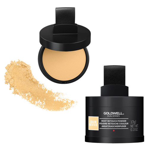 Goldwell Root Touch Up Powder- Light Blonde
