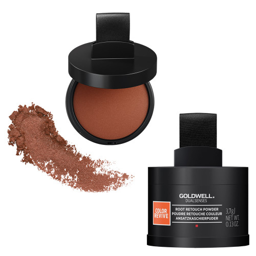 Goldwell Root Touch Up Powder- Copper Red