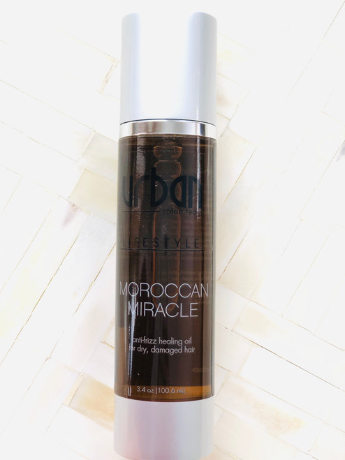Moroccan Miracle Oil