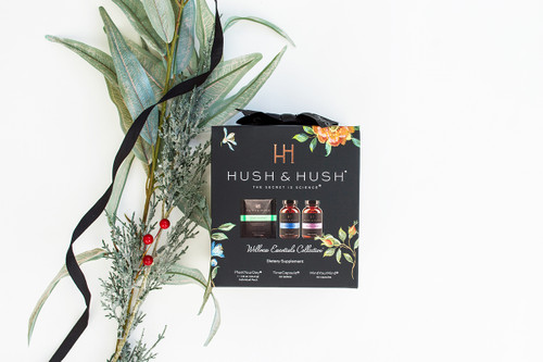 Holiday Gift Box full of wellness for your daily dose of self care