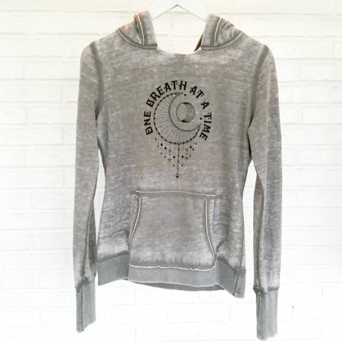 One Breath At A Time Hoodie