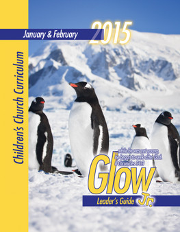 PDF: Glow Jr. Leader's Guide: A Children's Church Curriculum, January-February 2015