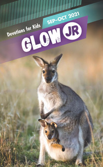 Glow Jr. Devotional for Kids: September-October 2021