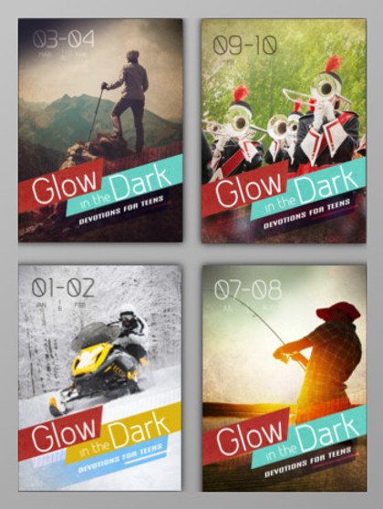 Free Samples: Glow in the Dark Teen Devotion