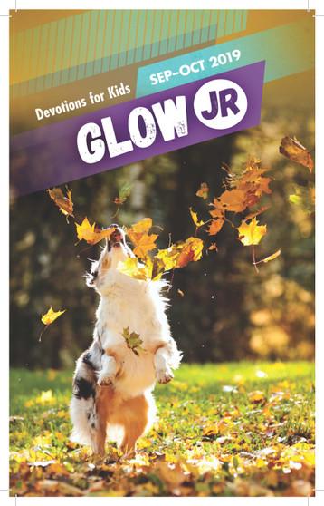 Glow Jr. Devotional for Kids: September-October 2019