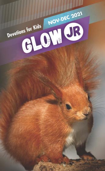 Glow Jr. Nov-Dec 2021 Front Cover