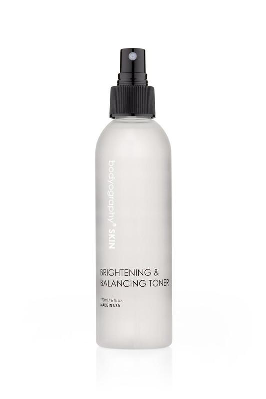 Brightening & Balancing Toner - Bodyography Cosmetics Australia
