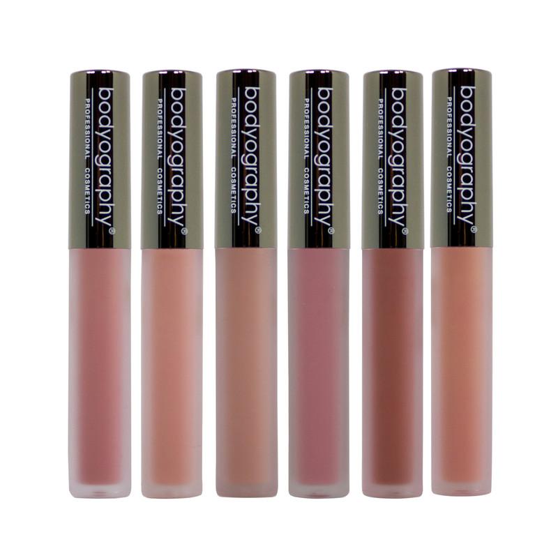 Lip Lava Liquid Lipstick - Bodyography Cosmetics Australia