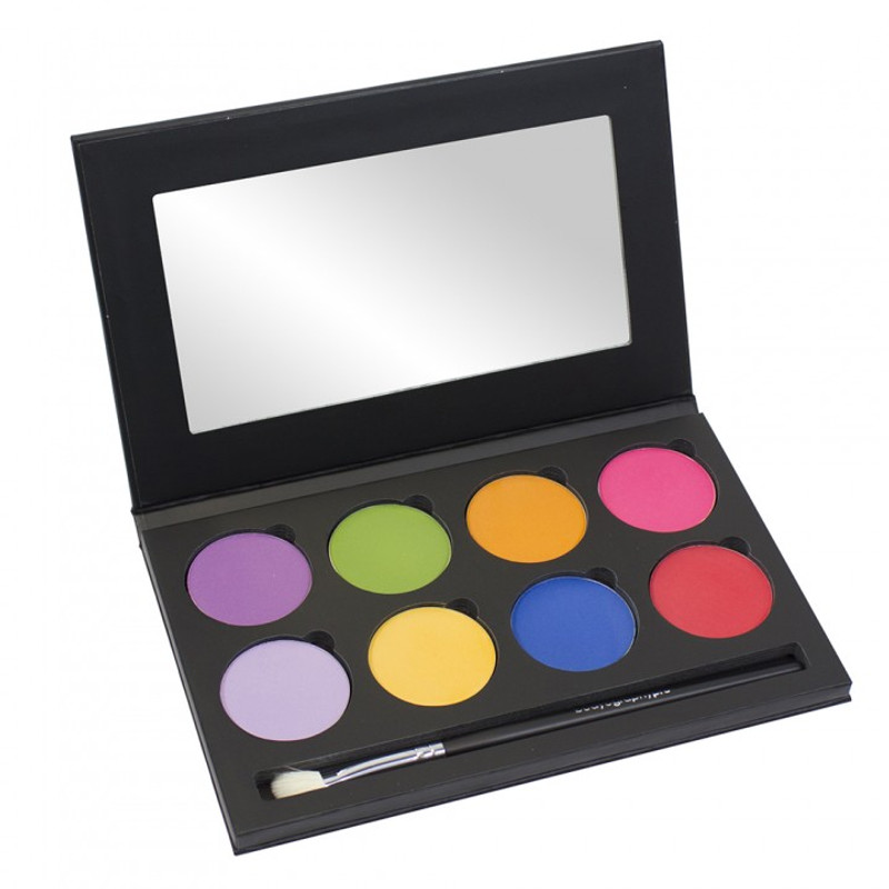 Pure Pigment Palette - Bodyography Cosmetics Australia