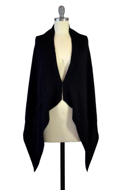 Cashmere Stole in Black