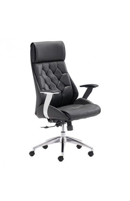 Zuo Modern Boutique Office Chair Black