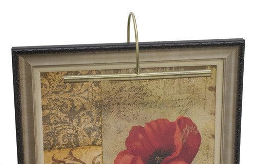 House of Troy Advent Profile LED Picture Light - Antique Brass