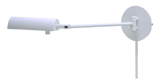 House of Troy Generation Halogen Pharmacy Wall Lamp - White