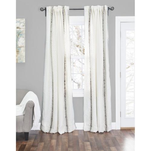Cloud9 Design Bray Curtain Panel 13410PN-SV