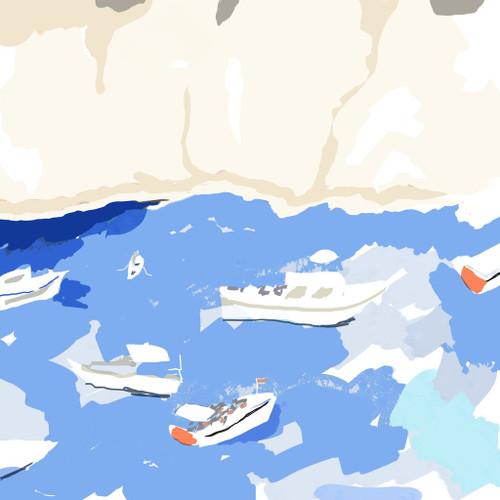 Fishing Bay - Late