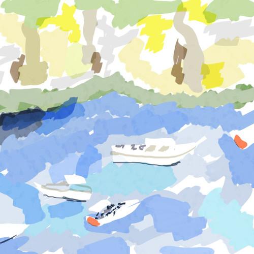 Fishing Bay - Early