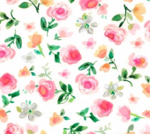 Elizabeth Light Pink Burp Cloths