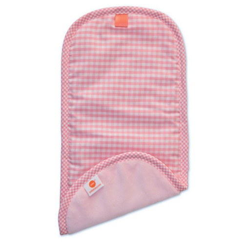 Sadie Light Pink Burp Cloths