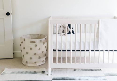 Bamboo Baby Crib Sheet