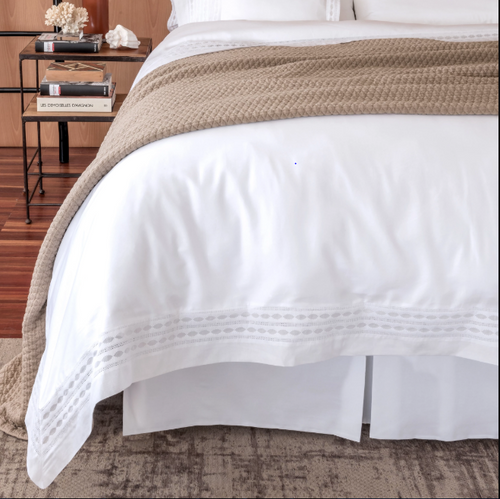 Simply Sateen Twin Bed Skirt