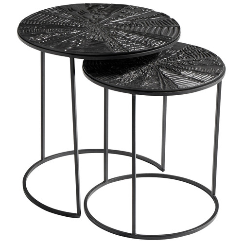 Quantum Nesting Tables