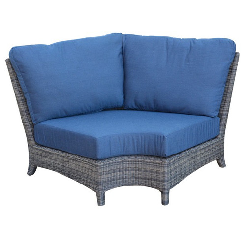 Bella Deep Seating Sectional Corner Chair