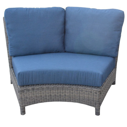 Bella Sectional Wedge Chair