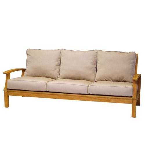 Monterey Deep Seating 3-Seater Sofa