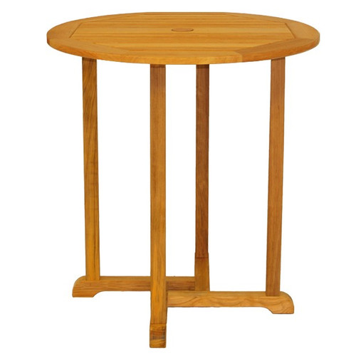 "Oxford 36"" Round Bar Table"