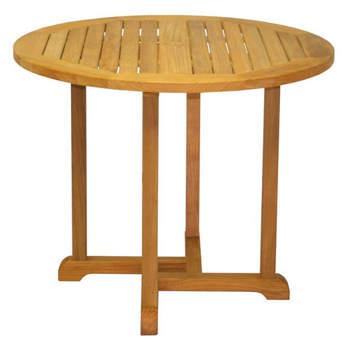 "Oxford 42"" Round Bar Table"