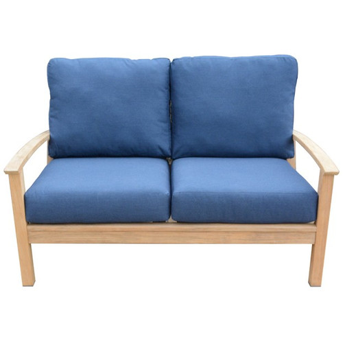 St. Lucia Deep Seating 2 Seater Sofa