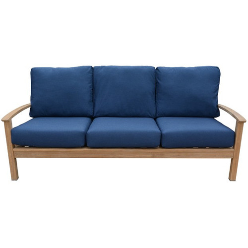 St. Lucia Deep Seating 3 Seater Sofa