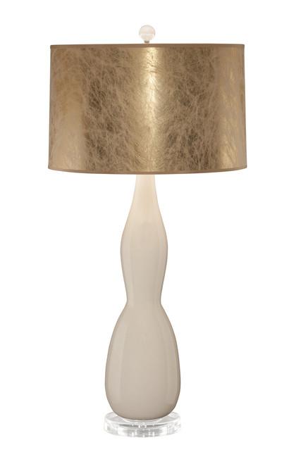 Thumprints Gold Rush Table Lamp