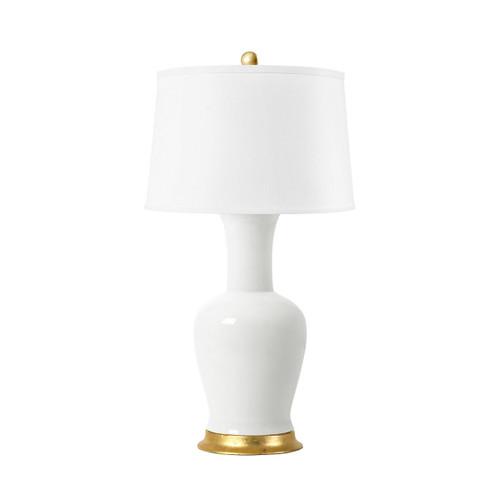 Bungalow, Acacia Lamp White