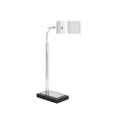 Bungalow, Enzo Table Lamp Nickel ENZ-800