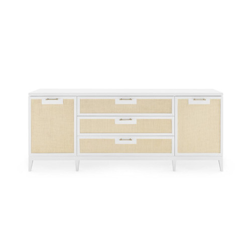 Bungalow,  Astor 3-Drawer & 2-Door Cabinet  AST-450