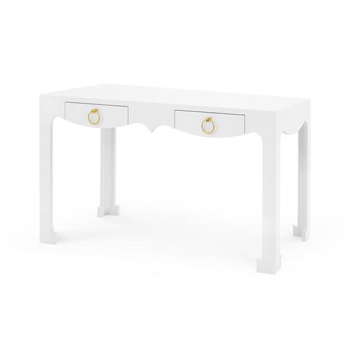Bungalow, Jordan Console/Desk White JOR-350-09