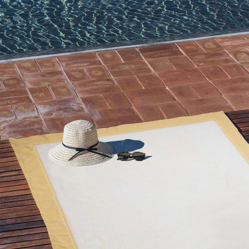 Graccioza Double Tone Beach Towel D-600 GSM