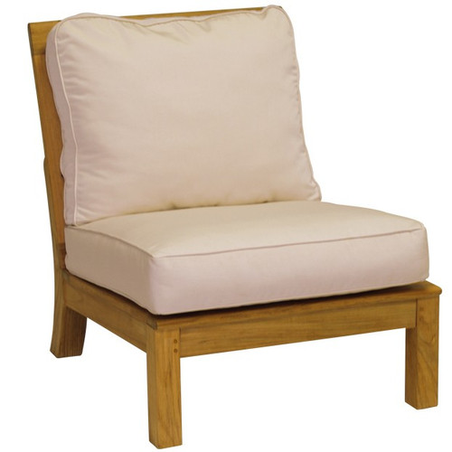 Monterey Sectional Armless Chair