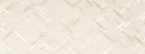 Abstract Fret - Travertine Fabric by Beacon Hill