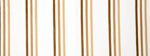 Adriana Stripe - Gold Fabric by Beacon Hill