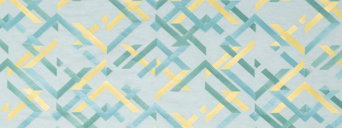 Abstract Fret - Pacific Fabric by Beacon Hill