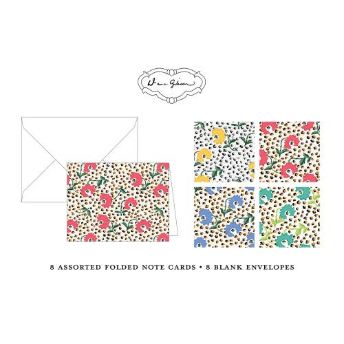 Dana Gibson - Jaipur Assorted Folded Notes
