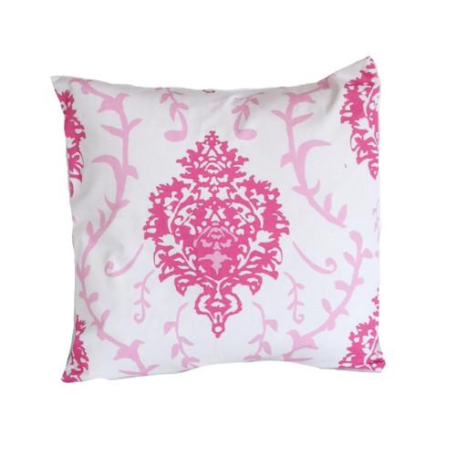 "Dana Gibson Pink Venetto 22"" Pillow"