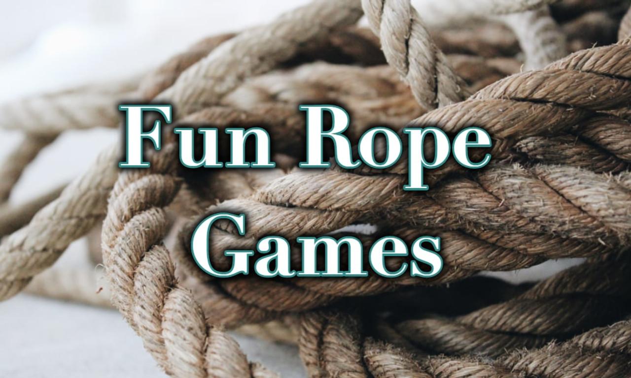 Fun Rope Games