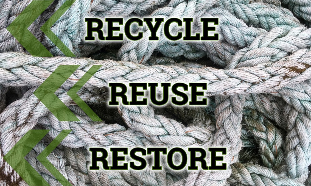 Recycle, Reuse, Restore