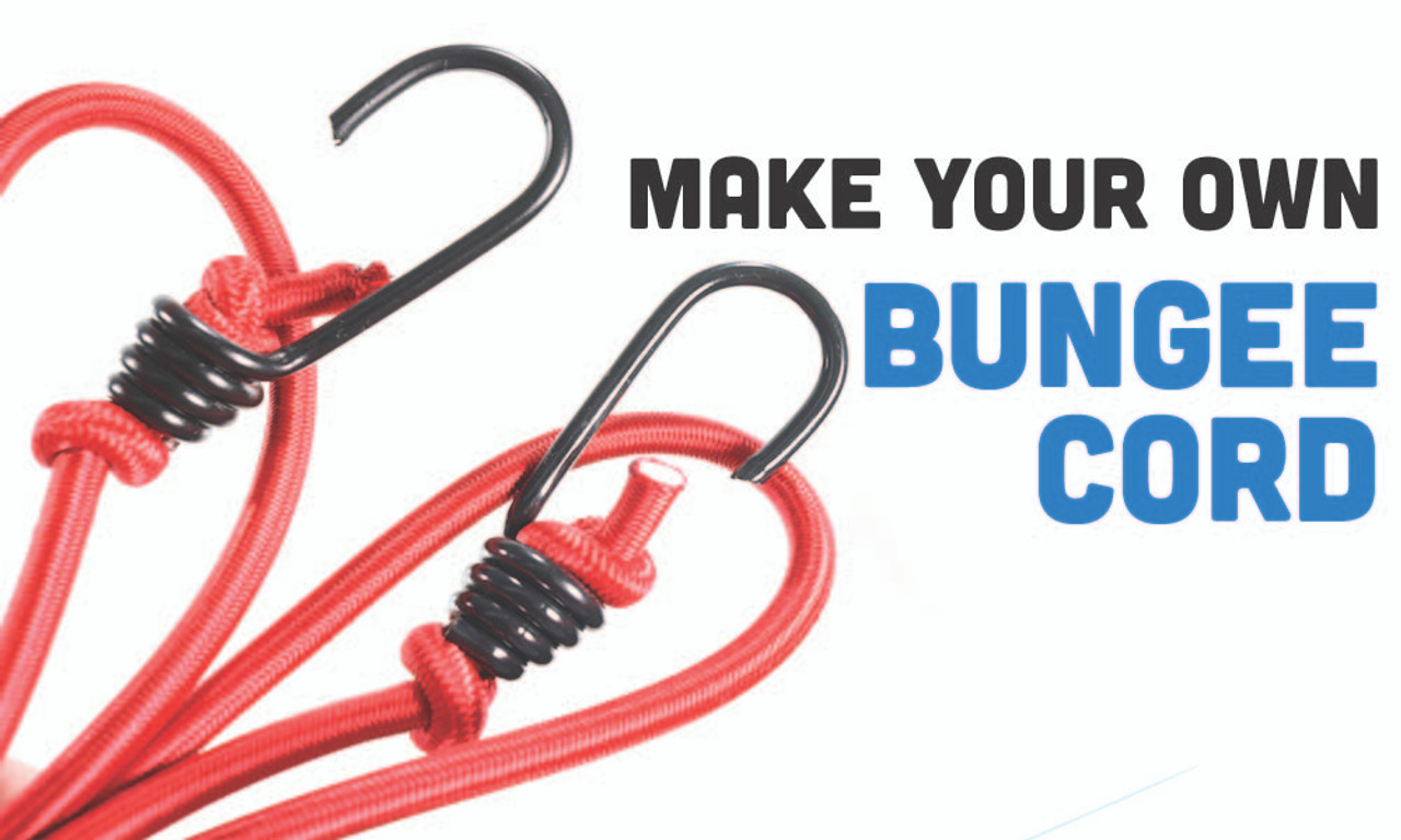 Make Your Own Bungee Cord