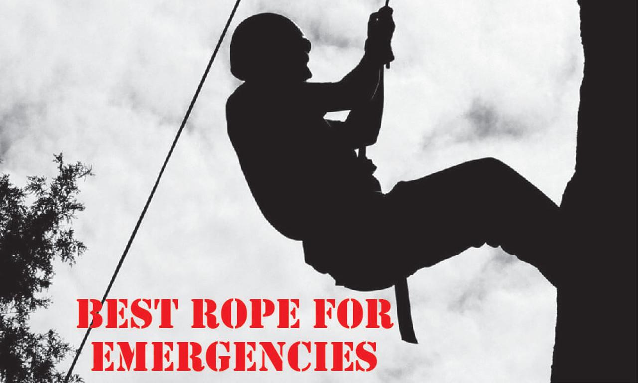 Best Rope for Emergencies