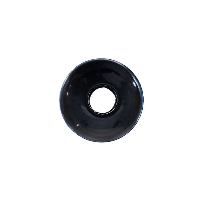 Plastic Bungee Toggle Ball - Black